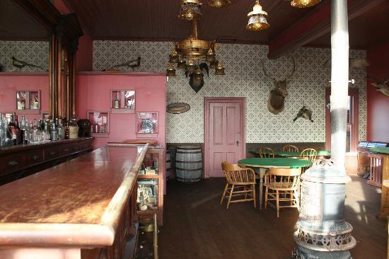 South Park City Museum: Saloon