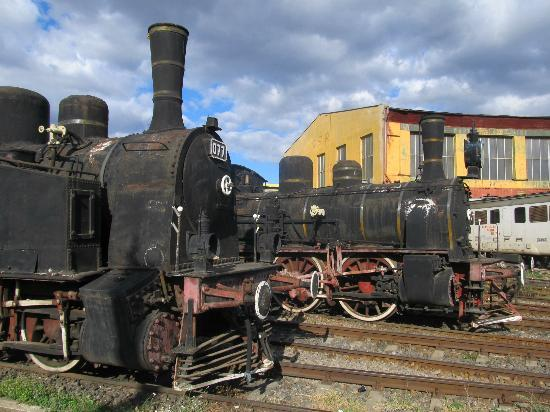 Museum of Steam Locomotives, Sibiu