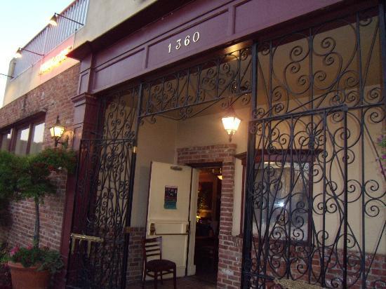 Iron Gate Restaurant Belmont Ca