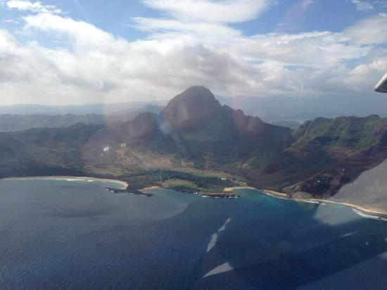 Wings Over Kauai Air Tour: a Photo from the air.