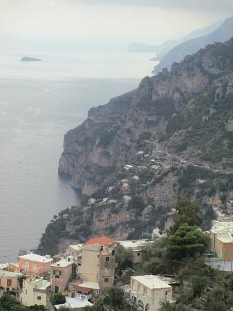 B&B Mamma Rosa Positano: view from the stay