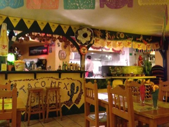 Taco'Mex : Hola, amigo!