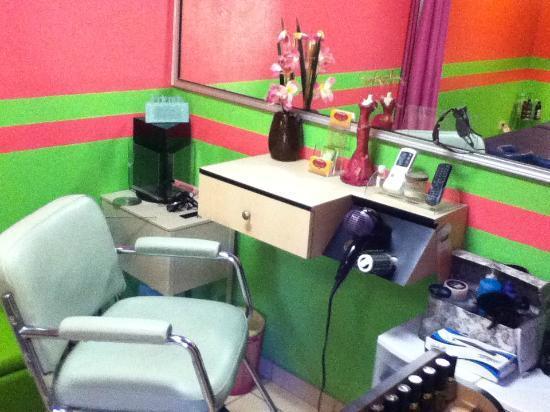 Hacienda Los Algodones: Spa Hair Salon