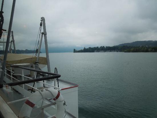 Wilhelm Tell Express: Lake View