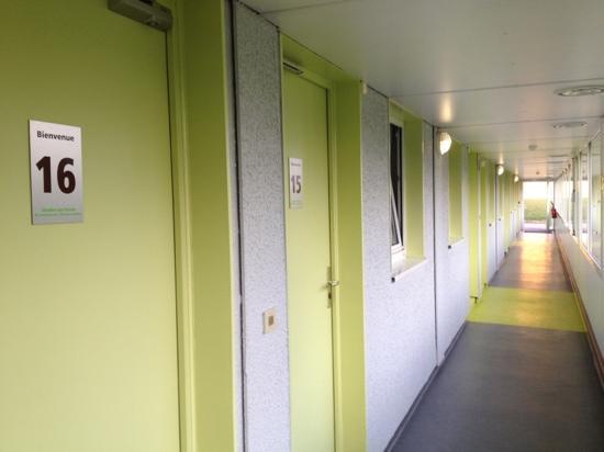 Hotel Restaurant Portes de Meuse: qq chambres