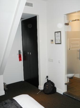 Hotel Piet Hein: My room.