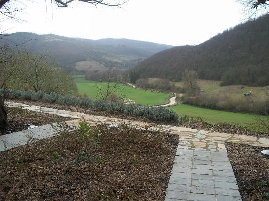 Slow Life Umbria - Relais de charme : view from door way