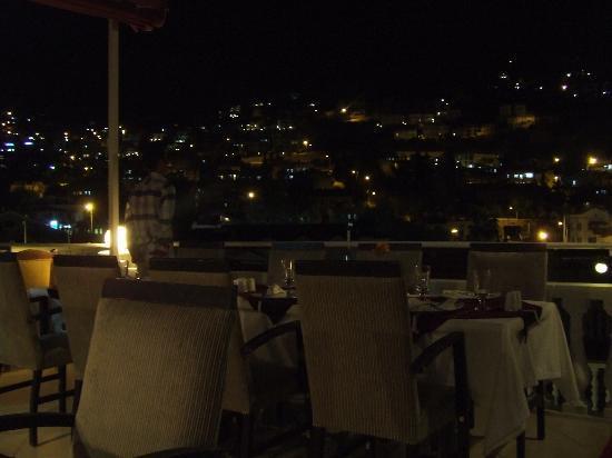 Moonlight Terrace Restaurant : Fantastic views