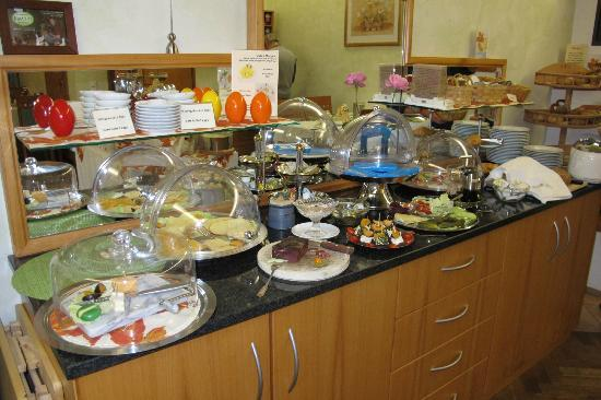 Villa Arborea: Breakfast Buffet