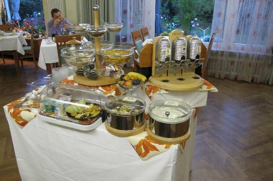 Villa Arborea : Breakfast Buffet