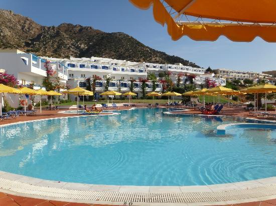 Mitsis Norida Beach Hotel Pool Area