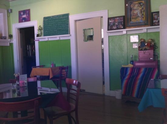 La Tierra Cafe: con aire mexicano