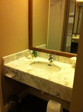 Bromsgrove Hotel & Spa: Sink area