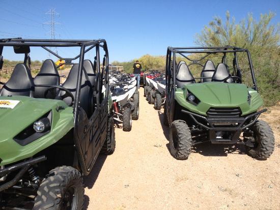 Arizona Outdoor Fun: UTVS