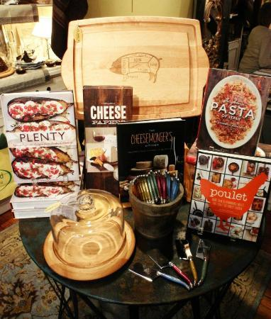 R.H. Ballard Shop & Gallery : Foodie cookbooks
