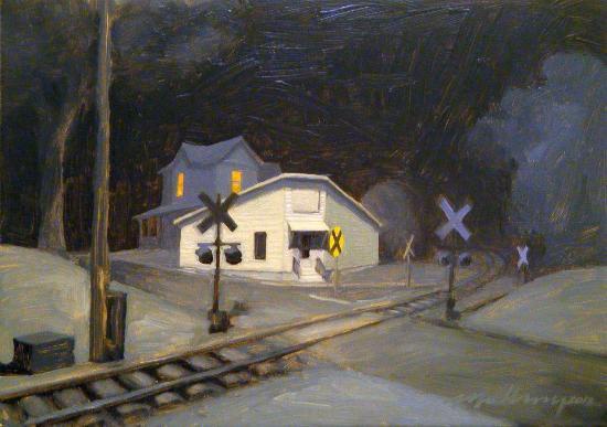 R.H. Ballard Shop & Gallery: Thomas Mullany, artist
