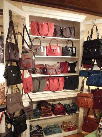 R.H. Ballard Shop & Gallery : Lancaster PARIS & Baggalini purses