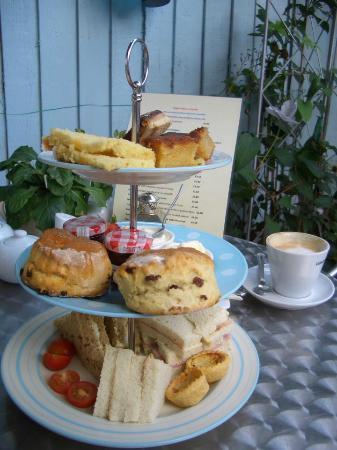 Vanilla Coffee Shop : Afternnon Tea at Vanilla 2012