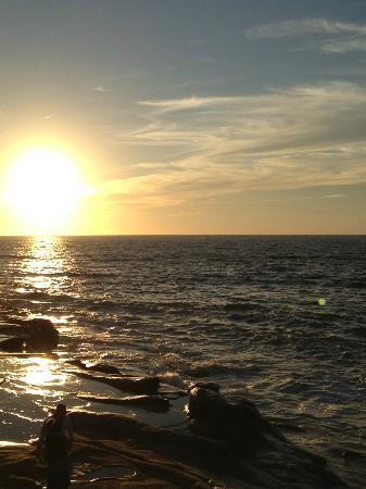 Scripps Inn: La Jolla Cove