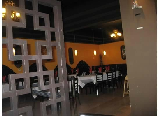 Bombay Las Vegas Indian Cuisine: inside restaurant