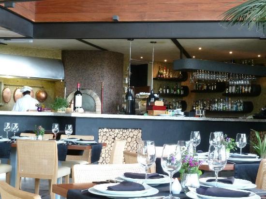 Restaurante Valle Di Garda: Area de bebidas.