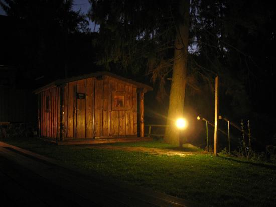 Hotel Tri Studnicky : sauna