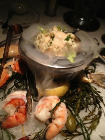 Truluck's Seafood, Steak and Crab House: Seafood Tower