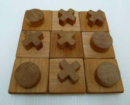 The Elephant House : Timber games
