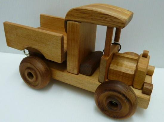 The Elephant House: Timber toys