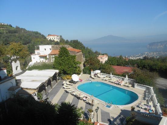 Hotel Iaccarino: la piscina