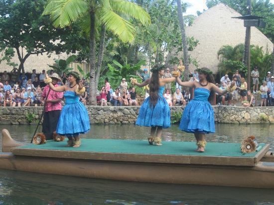 Polynesian Cultural Center: PCC