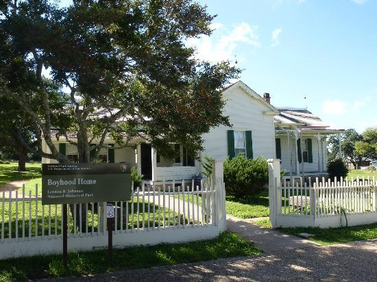 Lyndon B. Johnson National Historical Park: Lyndon B. Johnson Boyhood Home