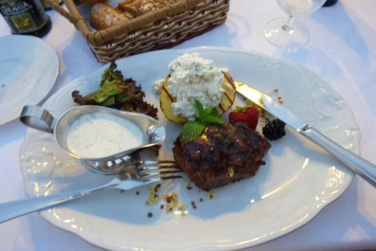 Gutenbergs Terase Restaurant: Secondo piatto
