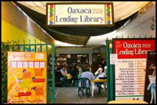 Oaxaca Lending Library