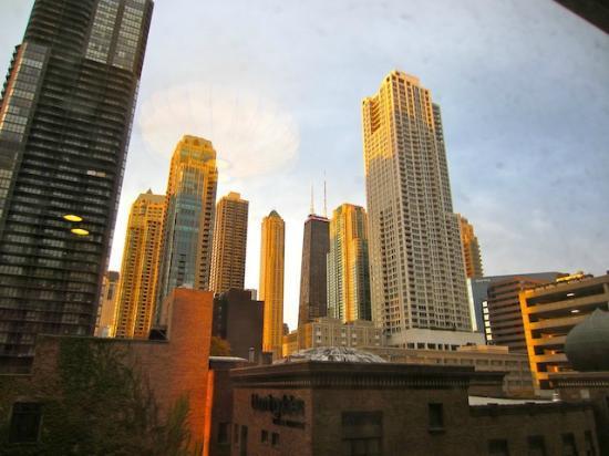 ACME Hotel Company Chicago: Vue de ma chambre