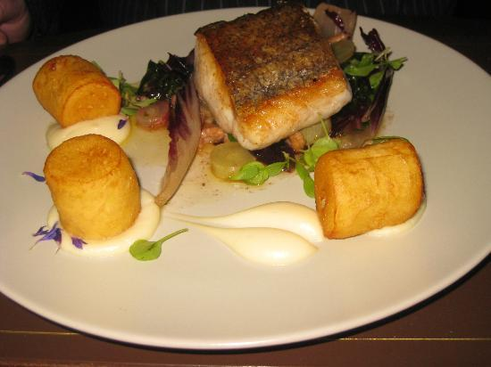 Preston House Restaurant and GuestHouse: Hake with brown shrimp