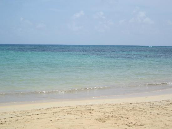 Sirenis Punta Cana Resort Casino & Aquagames: Plage magnifique!