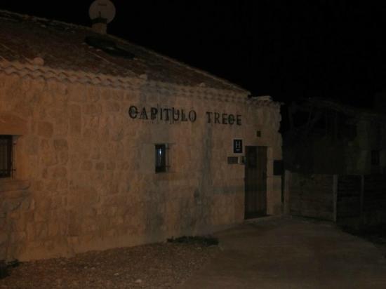 Hotel Boutique & Spa Capitulo Trece: fachada/entrada