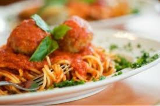 Toscana: Pasta Meatballs