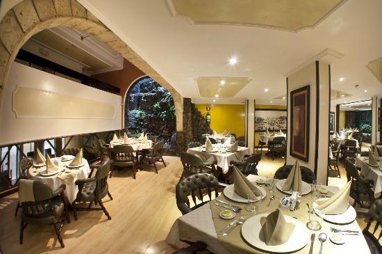 Hotel Centro Internacional: Restaurante