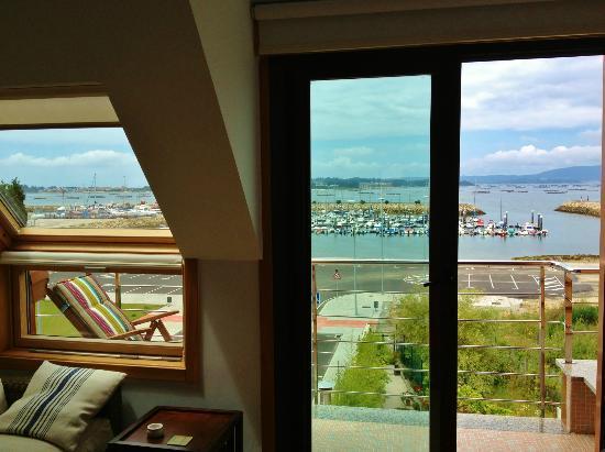 Puerto Basella Apartamentos: VISTAS 3A