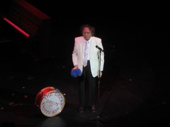 The Grand Theatre Blackpool: Ken Dodd at The Grand Theatre, Blackpool
