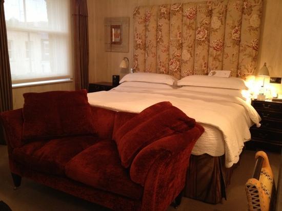 Charlotte Street Hotel: lovely room
