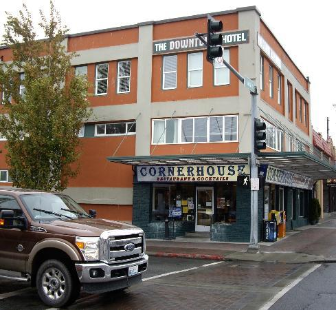 Port Angeles Downtown Hotel照片