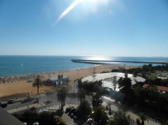 View from Junior Suite - Picture of Vila Gale Ampalius ...