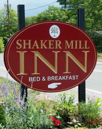 Shaker Mill Inn: Welcome
