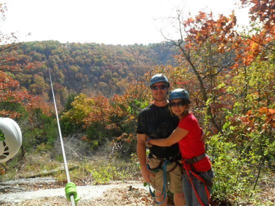 Zip Line USA: This is the 3300 foot line