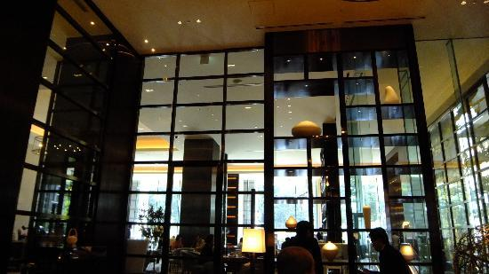 Palace Hotel Tokyo : roby