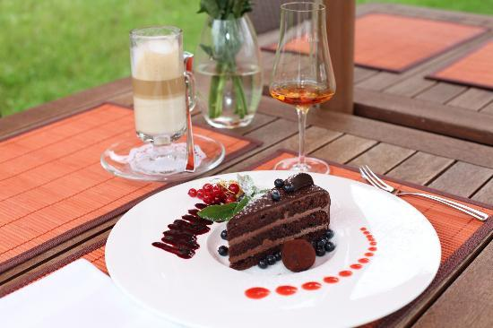 "Esperanza Resort and SPA: Dessert "" Al Fresco"""
