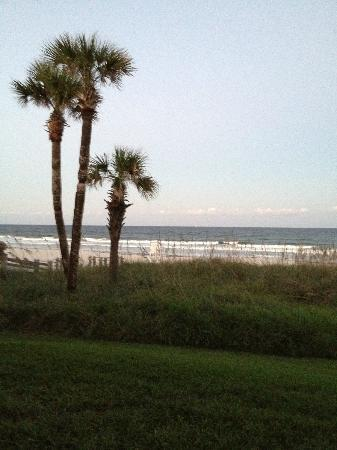 Ponte Vedra Inn & Club: A room with a view!